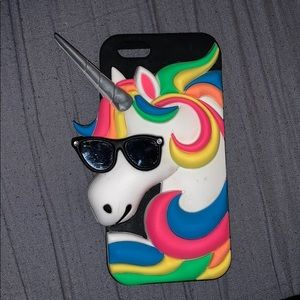 Accessories - iPhone 7 unicorn case